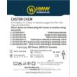 CASTOR-CHEM CC-MN/S-B melles kivitelű védőnadrág jól-láthatósági csíkozással