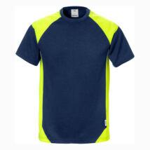 FUSION 7046 THV környakas rövidujjú póló UV védelemmel
