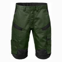 FUSION 2562 STFP rövidnadrág katonai zöld/fekete