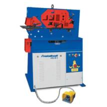 HPS 40S hidraulikus lyukkinyomó, profilvágó gép