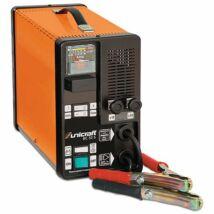 Unicraft BC 32 S– Szállítható akkumulátor töltő/indítóegység 12 V és 24 V savas akkumulátorokhoz