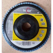 For-Cut Standard lamellás csiszoló korong átmérő 125 mm