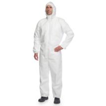 DUPONT™ PROSHIELD® BASIC fehér színben, XL méretben