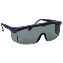 Pivolux- kék keretes, sötét, karcmentes védőszemüveg