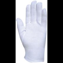 Pamut védőkesztyű - mosható, fertőtleníthető!