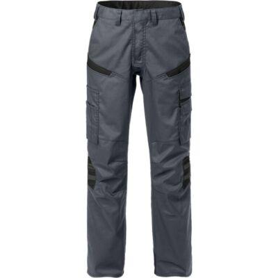 FUSION 2554 STFP női derekas nadrág szürke / fekete