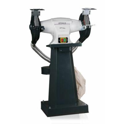 OPTIgrind GZ30DD/400V/3Ph köszörúgép elszívó rendszerrel