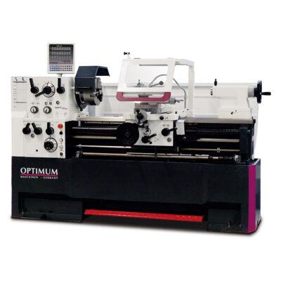 Esztergagép OPTIturn TH 4615 D (460x1500mm, DPA21 útmérővel, gyorsváltós SWH-B fej, D késtartó)