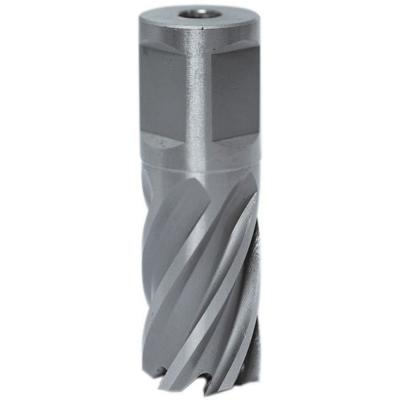 Koronafúró 22mm/25mm 19mm weldonszár HSS Silver-Line