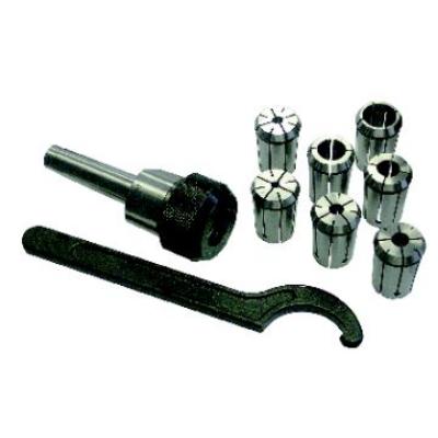 Patronkészlet 18db-os (3-20mm), MK2/M10/ER32 befogó