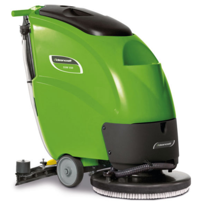 Cleancraft SSM 550 kompakt súroló és vákuum takarítógép