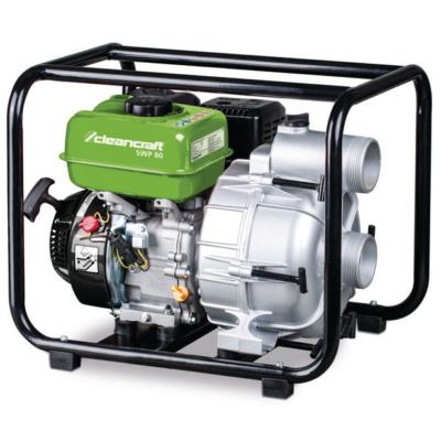 Cleancraft SWP 80 benzinmotoros szennyvíz szivattyú