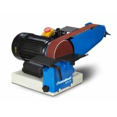 Kombi csiszológép BTS 51 (50x1000mm/150mm, 0,55kW/230V