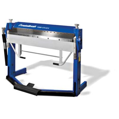 Metallcraft Lemezhajlító gép FSBM 1020-25 E manuális 1020/2,5mm/135°