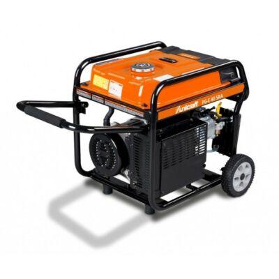 PG-E 40 SRA Benzinmotoros szinkrongenerátoros aggregátor