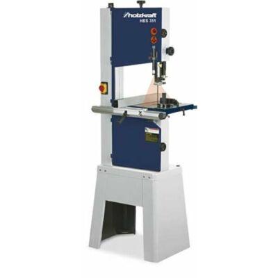 Faipari szalagfűrészgép HBS 351 (495x356mm, m:200mm, 550W)