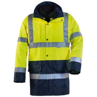 4 az 1-ben HI-WAY  FLUO PE Kabát (több színben)