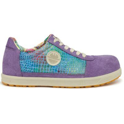 DIKE Levity S1P SRC női védőfélcipő- violet