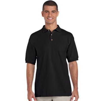 Gildan Ultra Cotton férfi galléros póló- több színben, extra nagy méretben
