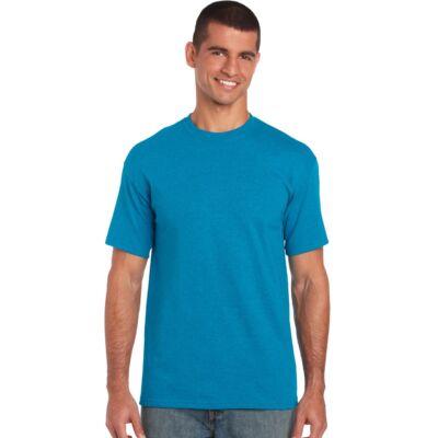 Gildan Heavy Cotton kereknyakú pamut póló- több színben S-3XL