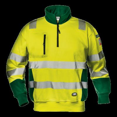 Hi-Vis sárga/zöld