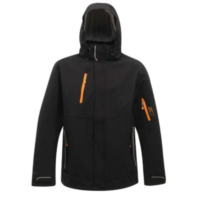 Regatta Men's X-Pro Exosphere Stretch Jacket - BLACK