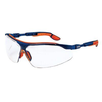 Uvex I-Vo védőszemüveg-  víztiszta lencse, karc- és páramentes, UV védelemmel