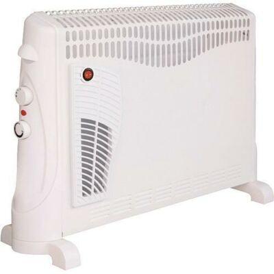 Elektromos konvektor ST Pro, 750/1250/2000W, 230V+Turbó ventilátor