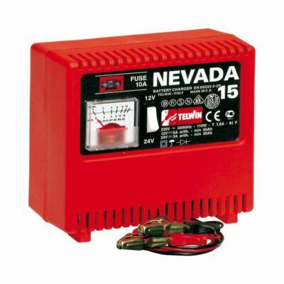 Akkumulátor töltő Telwin Nevada 15