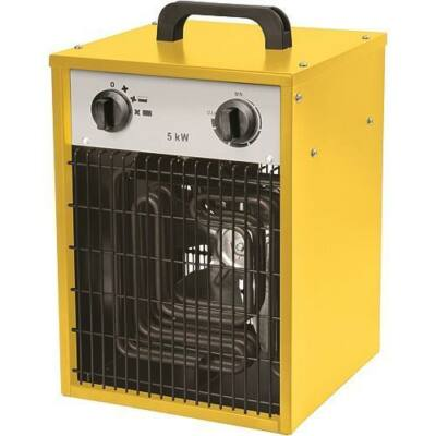 Hőlégfúvó ST PRO  400 V,  5 kW