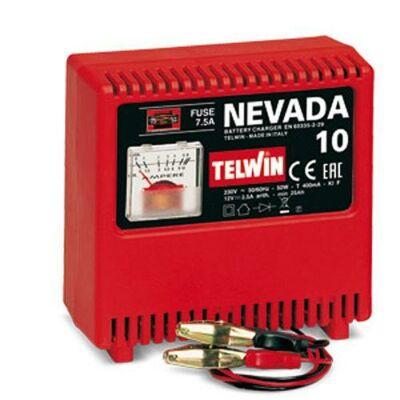 Akkumulátor töltő Telwin Nevada 10