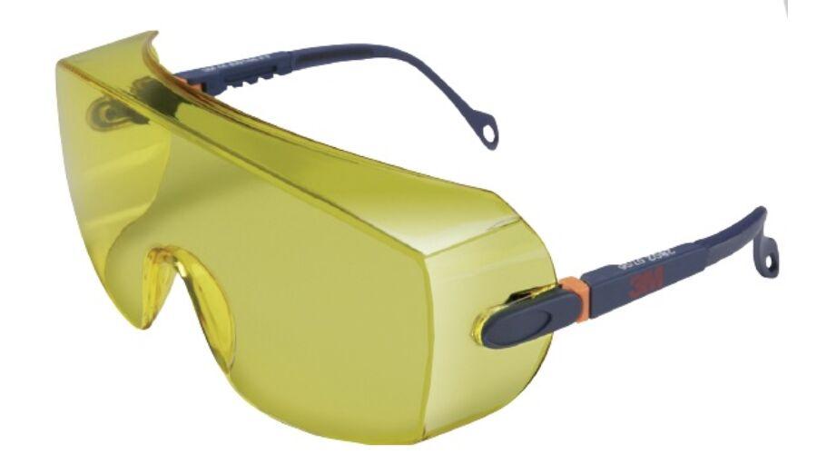 3M Karcmentes védőszemüveg dioptriás szemüveg fölé-sárga ... c99c16daa7